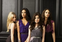 Pretty Little Liars (: / by Tiffannie Baldwin