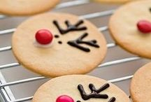 Christmas cookies and candy / by Rebecca VanCuyk