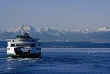 PNW / Pacific Northwest / by SueAnn Johnson