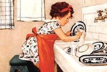 Household Management- CLEANING / by Arlene Allen