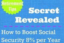Retirement Hacks / Everything related to retirement; saving, spending, investing & living