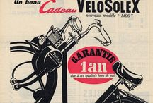 Solex and Mopeds / by Tammie Couture