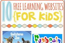 ebooks for children / Teaching preschool and kindergarten children through the use of children's ebooks.