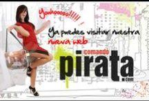 Historia Pirata / Un poco de nuestra historia...