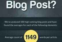 Online: Blogging