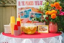 Unisex Travel Themed First Birthday Party for the Twins! / by Alesandra Dubin