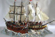 Lego Nautical