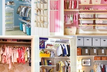 Organization - Storage / by Teresa Alexander