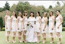 Casamento MADRINHAS / wedding inspiration
