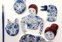 If I did ceramics...