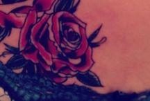 Tattoooos<3 / by Meghan McCullough