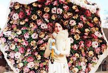 flowered / by Donna Brightman