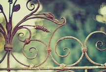 Gated & Walled / by Donna Brightman