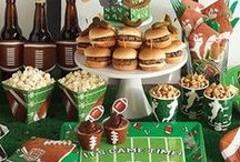 Big Game Snacks & Ideas / Whether it's a big bowl game, or just your favorite local rivalry, we've got lots of ideas for football party snacks.