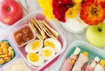 Packable Lunches / Think outside the lunchbox with packable midday meals.