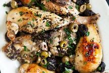 Chicken Dishes / by Lindsay Olives