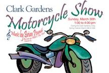 Spring Events at Clark Gardens