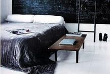 bedroom / by All Kinds of Bubbles