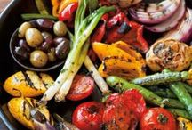 Thrill of the Grill / Delicious outdoor summer recipes that use our favorite tool — the grill.