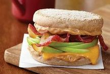 Back to School Breakfasts / Back-to-School grab-n-go breakfast recipes