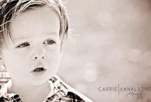 CVP  Portrait Gallery / by Carrie VanAlstine Photography