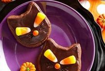 Halloween / Fill your #TrickorTreat bag with ghoulish #recipes, creepy costume ideas and devilish decor.