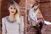 Lookbook / www.lookbook.nu/julialcantara Looks inspiradores  / by Tudo Orna