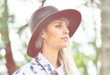 Chapéu / Como usar chapéu / by Tudo Orna
