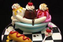 Cakes - Food / by Maya Bassan