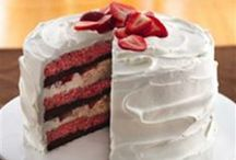 Take the Cake / From carrot to chocolate, red velvet to black forest, these luscious recipes transform every dessert into a piece of cake.