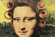Lisa / Mona Lisa / by Lisa Weldon