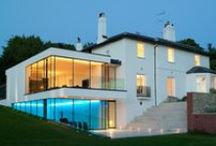 Luxury Extensions / A selection of our luxury extension projects.