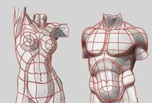TOPOLOGY & TEXTURE ▲▲ / modelling tips :: good topology :: edge loop layout :: deformation :: texturing ::