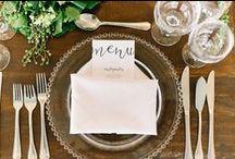 Casamento MESAS / wedding inspiration