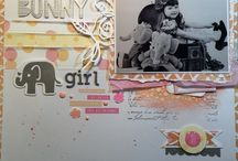 Scrapbooking, Art Journaling and Cards by Mari Clarke / Scrapbooking and other crafts/art