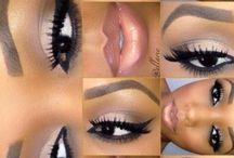 Maquiagem /Makeup