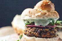 KIND   BURGER + PATTY ▲▲ / #vegetarian & #vegan - burgers   patties   sliders   fritters   tots   felafel   *meatballs   loaves   kofta   #kind to your body