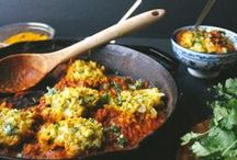 KIND   CURRY + STEW ▲▲ / #vegetarian & #vegan - curry   stew   casserole   chili   dahl   jambalaya   curry sauces   #kind to your body