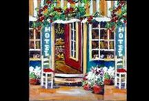 Art Tutorials / Painting and art demonstrations and tutorials / by Laura Buxbaum Landry
