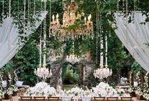 Lighting / Lighting & Decor ideas for your Wedding