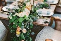 Garland Tablescapes