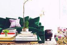 { H O M E / Living room }