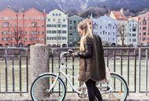 Innsbruck, Austria / Beautiful places to visit in Innsbruck, Austria