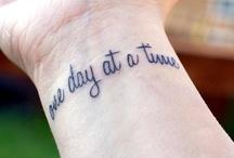 Tattoos / by annarella