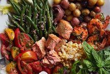 A foodies dream / Food / by Joy Goodrich