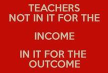 I <3 Teaching / by Heidi Nunes