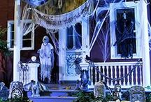 Halloween: Decor / by Kirstin Martinez
