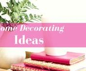 Decorating Ideas / Decorating Ideas for Homes and Apartments
