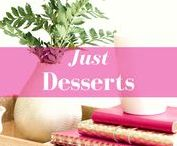 Just Desserts / Desserts, #Cupcakes, Yummy food