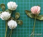 handmade flowers / All types of paper flowers, fabric flowers, hand crafted flowers.